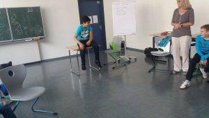 Projekt 11: Spiele in unserer Umwelt