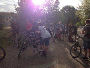 Projekt 6: Eine Radtour planen, durchführen und nachbereiten