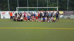Projekt 9: Fußballcamp für Anfänger