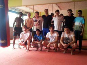 Projekt 8: Fitness