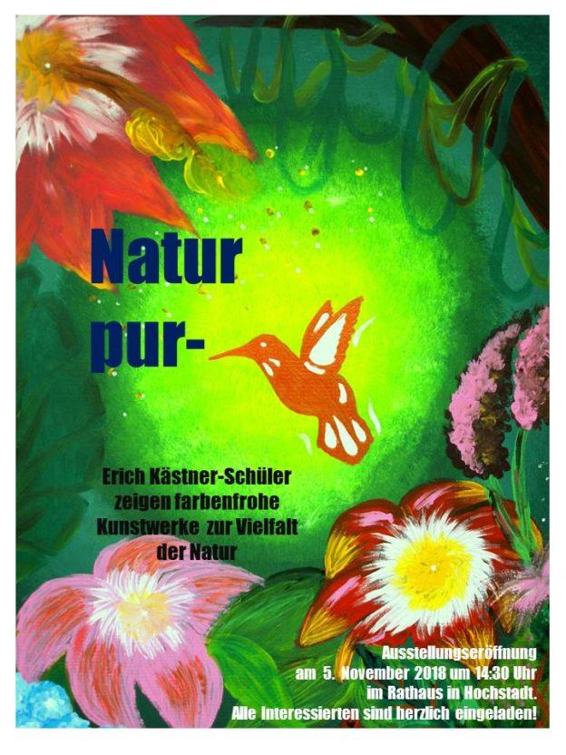 Natur pur – die Ausstellung
